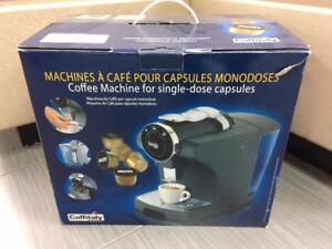 Machine à café CAFFITALY S05 ''style Keurig''  ***Parfaite Condition***  #P013867