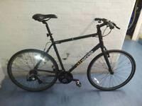 Wiggle hybrid bike 2016 XL frame