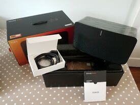 Sonos Play5 speaker - 2nd Generation - Fantastic condition (still with wrap on it) & boxed.