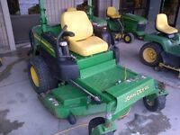 2009 John Deere 997 Zero Turn Mower - Diesel Power