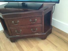 TV Cabinet with cupboard