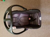 Baby car seat - BB ride - perfect