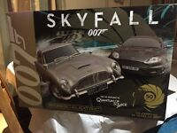 Micro scalextric 007 skyfall (50 year limited edition). This item is brand new never been used.
