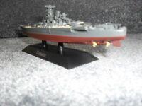 "YAMATO JAPANESE SECOND WORLD WAR BATTLE SHIP ON STAND - LENGTH 8"" (20cm)"