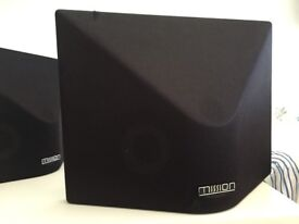 Mission 70 DS Bi-directional 2 way Rear Surround Speakers