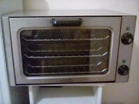 Fast convection counter top oven ! Only used few months perfect working order !