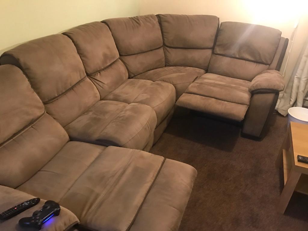 ektorp three seater sofa in blekinge white EF BF BD 295 ektorp armchair in sagmyra grey check EF BF BD 160 both ikea 1