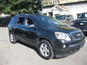 2009 GMC Acadia SLT AWD PL PW Sunroof 7 pass