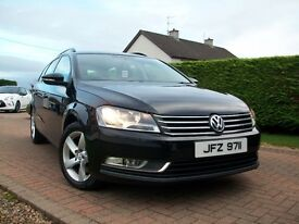 2011 VOLKSWAGEN PASSAT 1.6 TDI TECH S BLUEMOTION ESTATE £30 TAX