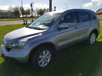 2008 HONDA CRV I-CTDI ES TAX AND TESTED DRIVE AWAY
