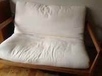 Small double futon
