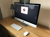 "iMac 27"" MK462B/a bought April 2017"