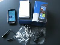 NOKIA LUMIA 610 WINDOWS PHONE (O2) - BOXED IN EXCELLENT CONDITION