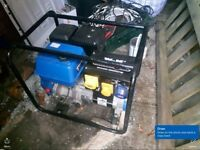 Wolf Professional WPX 4500 Generator