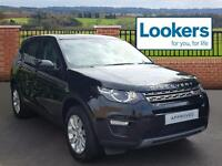 Land Rover Discovery Sport SD4 SE TECH (black) 2015-04-02