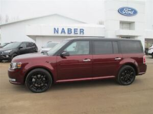 2016 Ford Flex SEL AWD FULLY LOADED NAV SUN ROOF LEATHER