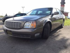 2002 Cadillac DeVille Htd Fr Row Lthr Sts-Pwr Drs/Wdws/Lcks/Mrrs London Ontario image 4
