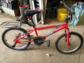 Trax BMX bike for sale