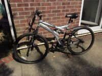 Dunlop Special edition 18 Speed mountain bike. As new