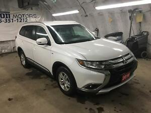 2016 Mitsubishi Outlander SE*7 PASSENGER*AWC*V6*ECO MODE*BLUETOO Kitchener / Waterloo Kitchener Area image 2