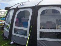 Kampa air ace 400 caravan awning