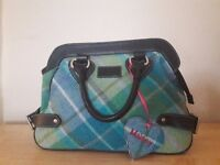 NESS tartan handbag