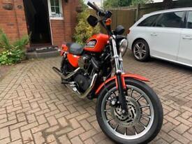 2006 Harley Davidson Sportster 883R