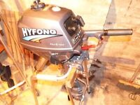 Hyfong outboard 2.5 Four Stroke
