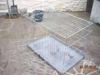 Dog Training crate/cage (medium)