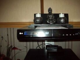 lg smart 3d blue ray player and surround sound
