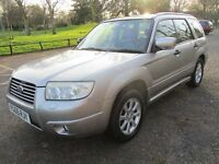 2006 55 SUBARU FORESTER 2.0 XE AWD LONG MOT 01/18 CAMBELTED NEW CLUTCH CRUISE LEATHER SH PX SWAPS