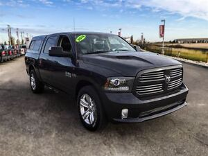 2014 Ram 1500 Sport|Leather|Nav|Sunroof Edmonton Edmonton Area image 1