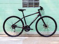 Trek FX 3 women's hybrid disc brake medium frame bike ladies bicycle specialized Ariel 1 2 4 5