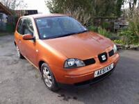 seat arosa 1.0l SOLD SOLD SOLD