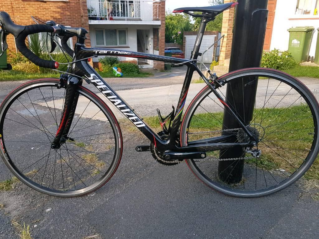Specialized Tarmac Elite 2010 Carbon Fibre Road Bike Rrp 1200