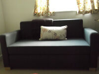 Nearly New Double Sofa Bed