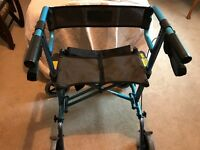 Diamond Rollator - Very Good Condition, hardly used.