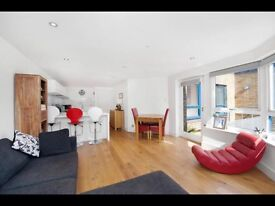WAPPING - Immaculate 2 bed apartment opposite station