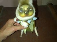 OOAK art doll collection for sale - fairy bear by Tina Vassa (Russia)