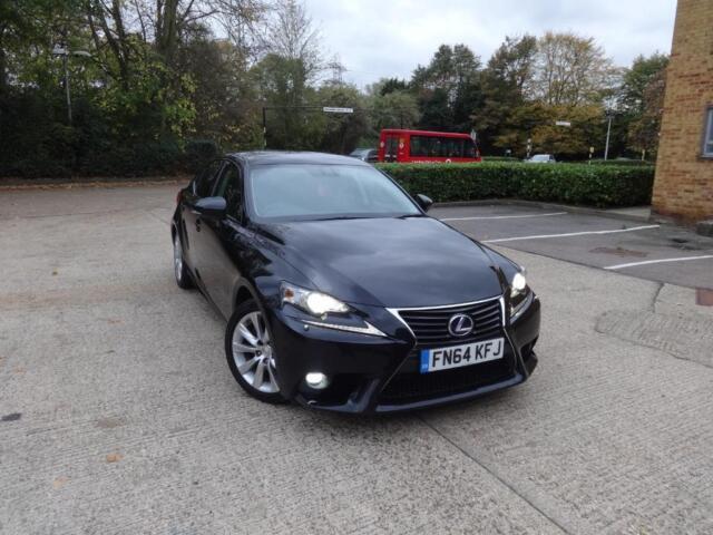 Lexus IS 300h Luxury (black) 2014 | in Woodford Green, London | Gumtree