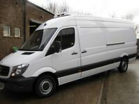 Van hire man with van delivery service cheap low price local 24/7
