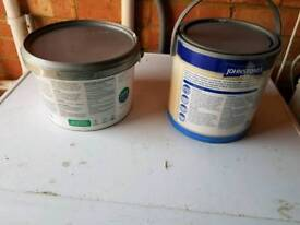 Paint never opened