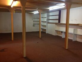 Workspace/Storage Unit To Let with Electricity-Southall-Immediately Available - 650 sq ft