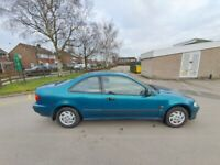 Honda, CIVIC, Saloon, 1996, Automatic, 1493 (cc), 2 doors