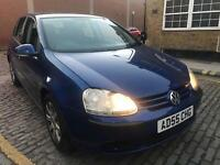 2005 VOLKSWAGEN GOLF 1.4 ONLY £1495