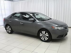 2013 Kia Forte EX SEDAN w/ BLUETOOTH/USB/AUX, HEATED SEATS, A/C