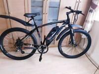 Electric mountain bike new