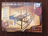 Wooden model kit – Hydraulic Saw (manual working model).