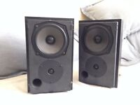 Mission Stereo Speakers