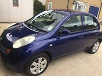 Nissan Micra - automatic very low millage